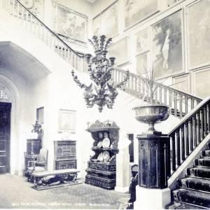 Grand Staircase, Eastnor Castle