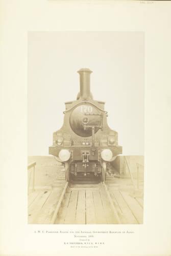 4 WC locomotive