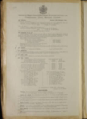 Routine Orders - June 1918 - April 1919 - Page 256