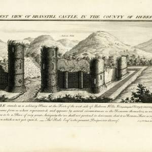 Branstill Castle, 1731