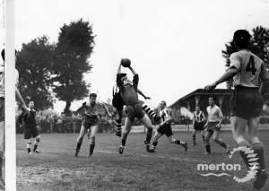 Sutton United v Tooting & Mitcham FC