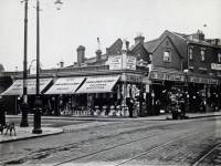 John Lewis, Junction of Victoria Crescent and the Broadway, Wimbledon