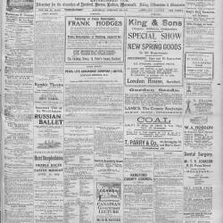 Hereford Journal - 28th February 1914