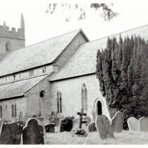 St Mary the Virgin Church, Burghill, 1949