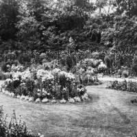 Southport, Hesketh Park, flower beds
