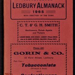 Tilley's Ledbury Almanack 1965
