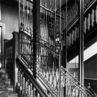 1 Birdcage Walk, main staircase