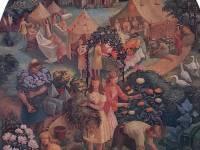 Murals, Wimbledon Children's Library