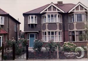 Daybrook Road, Merton Park