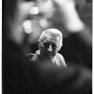 227 - Softly lit portrait of man