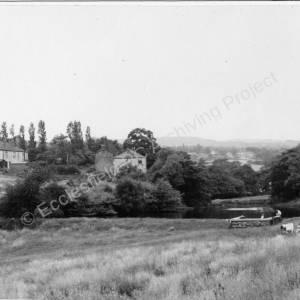 Charlton Brook Dam 1950s.