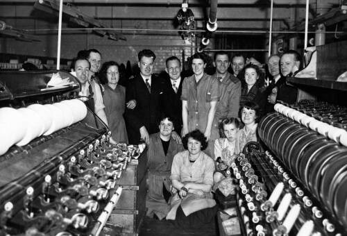 41 Scottish Motor Traction & Yorkshire Traction Visit, 1951