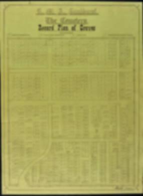 RMA Sandhurst The Cemetery - Record Plan of Graves