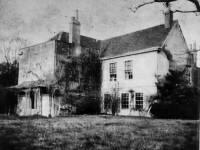 Abbey House, Merton:. Rear view