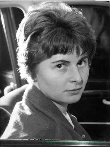 Portrait of Irena Meder