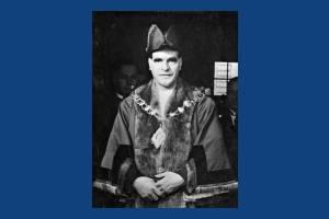 Alderman J Fitch, Mayor 1934-35