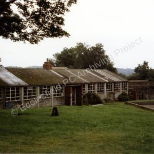 Horsa Building at Wortley Road School, High Green 24.07.87