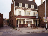 Old Nag's Head:Upper Green West, No.11, Mitcham