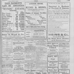 Hereford Journal - September 1916