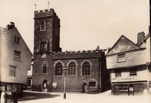 St Mary Steps, 19th Century, Exeter