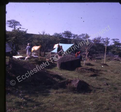 105th Sheffield (High Green) Scouts Chatsworth Camp (2)