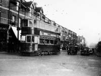 Merton High Street: The last day of the local tram service