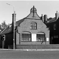 Methodist Church, Liverpool Road, Crosby. 1986