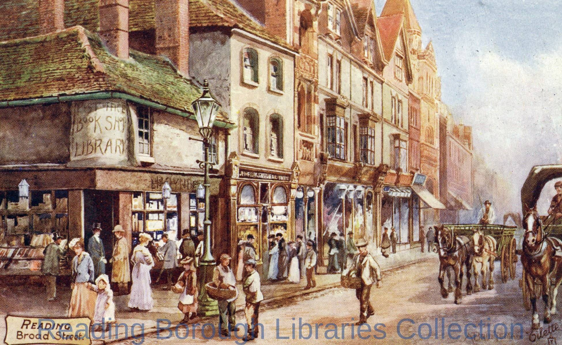 Broad Street, Reading.