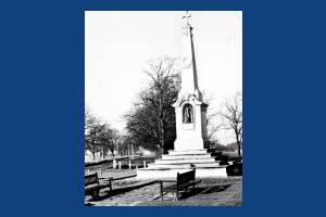Wimbledon War Memorial, Parkside