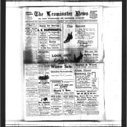 Leominster News - January 1917