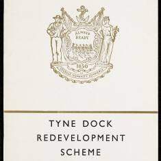 Official Opening of Tyne Dock Redevelopment Scheme