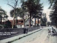 Morden Hall Farm & Morden Road
