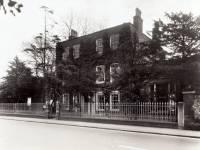 Kingston Road,  Dorset Hall, Merton Park