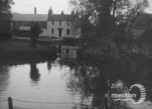 Fisheries Cottage and Grove Mill, Mitcham