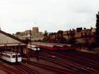 Morden Underground: Train Depot