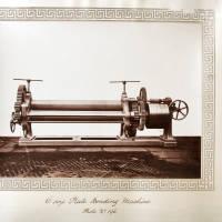 C size plate bending machine