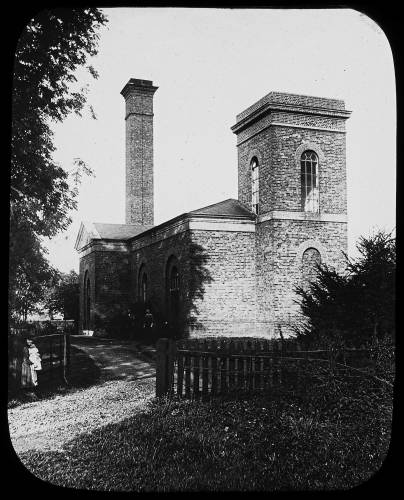 Amwell End pumping station