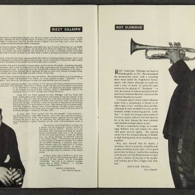 Norman Granz' Jazz at the Philharmonic First British Tour 1958 005