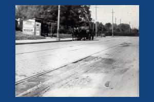 Burlington Road near Claremont Avenue, West Barnes