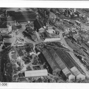 Aerial View of Thorncliffe Works