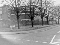 Workhouse Wall, Windmill Road, Mitcham