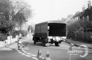 Mansel Road, Wimbledon