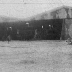 World War One Aircraft Hangar