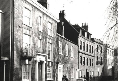 Bartholomew Street East, c1970, Exeter