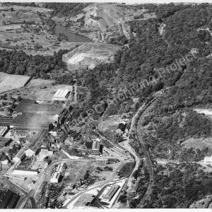 Aerial View of Thorncliffe Works 1962 (1).