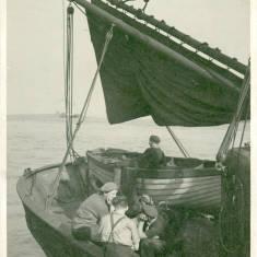 Drifter off the Tyne