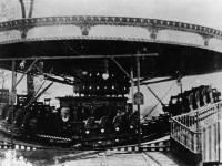 Mitcham Fair: Venetian Gondolas at Gorringe Park