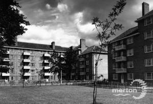 Glebe Estate, Mitcham