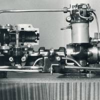 Parson's 1/2 turbo-dynamo