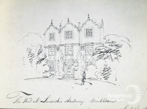 Reverend Lancaster's Academy, Eagle House, Wimbledon